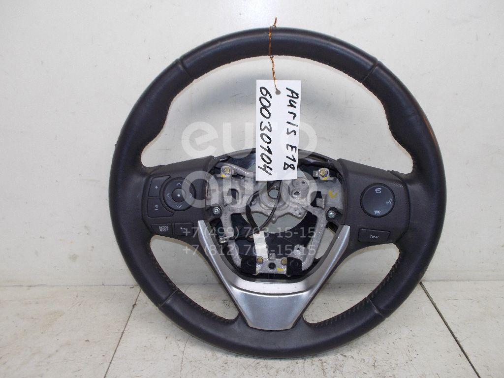Рулевое колесо для AIR BAG (без AIR BAG) для Toyota Auris E18 2012> - Фото №1