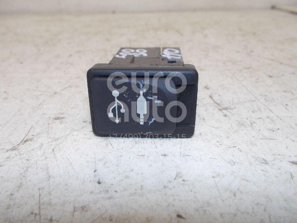 Адаптер магнитолы AUX для Toyota Auris E18 2012>;Avensis III 2009>;Corolla E18 2013>;Yaris 2011> - Фото №1