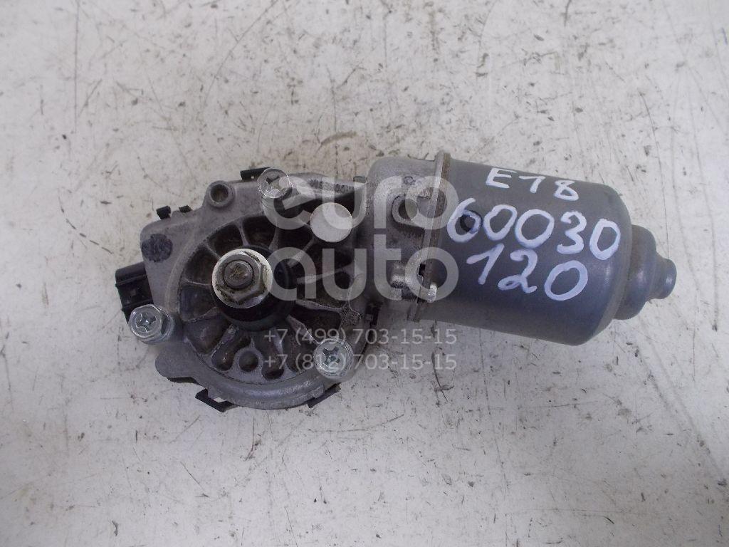 Моторчик стеклоочистителя передний для Toyota Auris E18 2012>;Corolla E18 2013> - Фото №1
