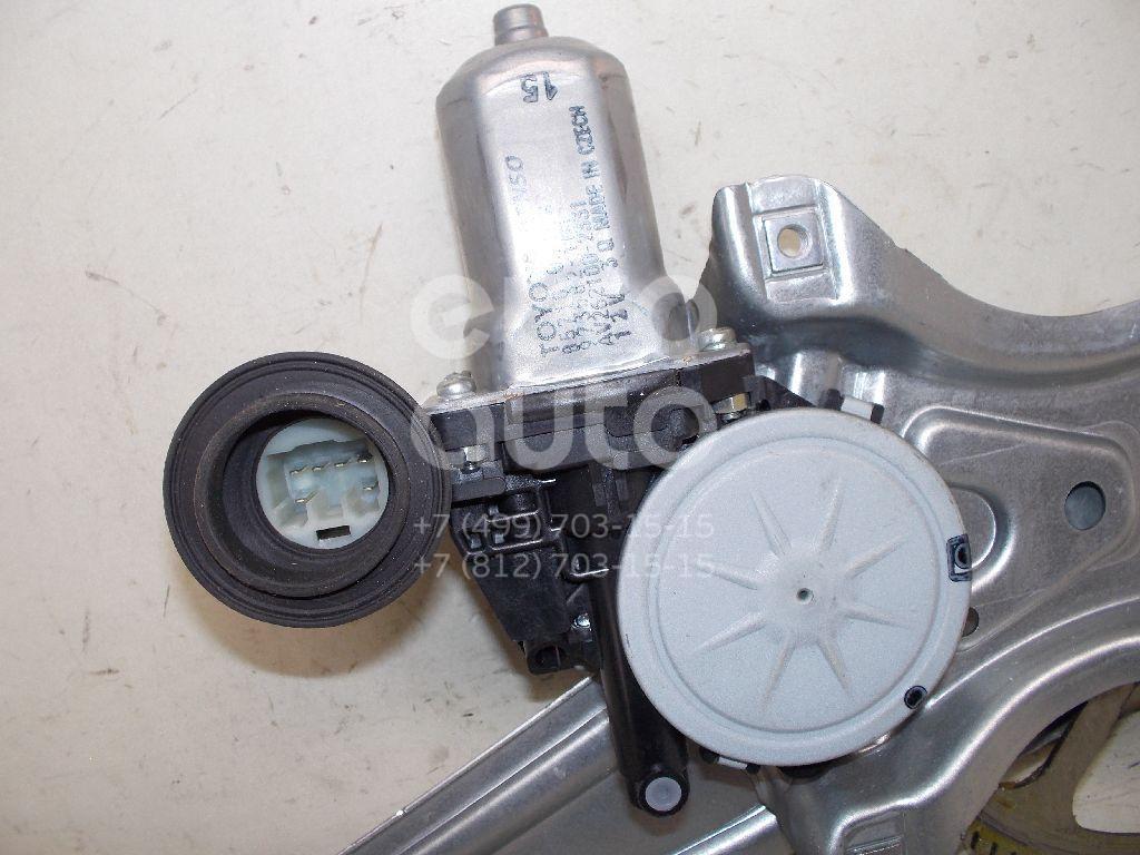 Стеклоподъемник электр. задний правый для Toyota Auris E18 2012>;Auris (E15) 2006-2012 - Фото №1