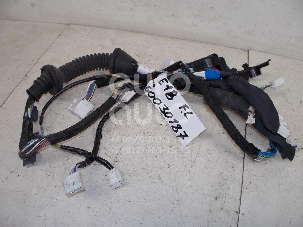 Проводка (коса) для Toyota Auris E18 2012> - Фото №1