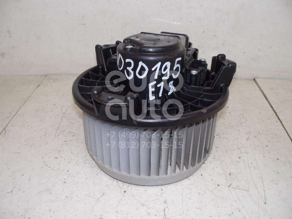 Моторчик отопителя для Toyota Auris E18 2012>;Avensis III 2009> - Фото №1
