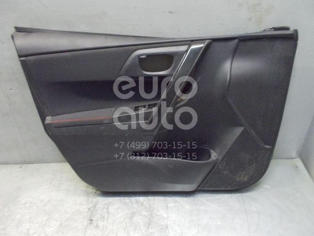 Обшивка двери передней левой для Toyota Auris E18 2012> - Фото №1