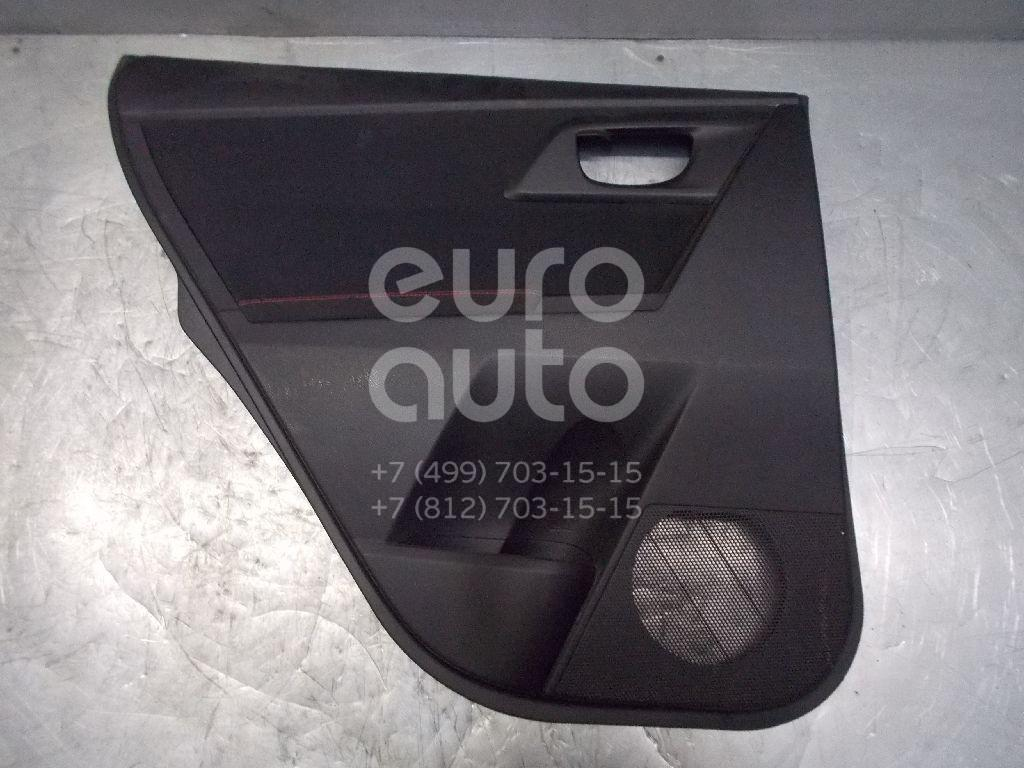 Обшивка двери задней левой для Toyota Auris E18 2012> - Фото №1