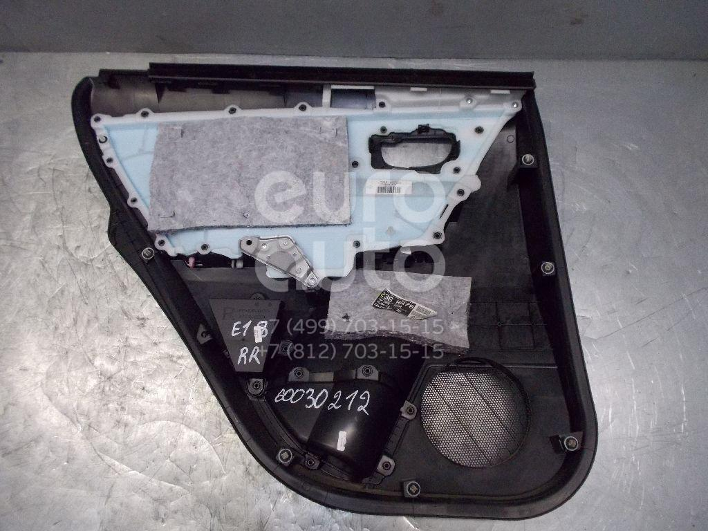 Обшивка двери задней правой для Toyota Auris E18 2012> - Фото №1