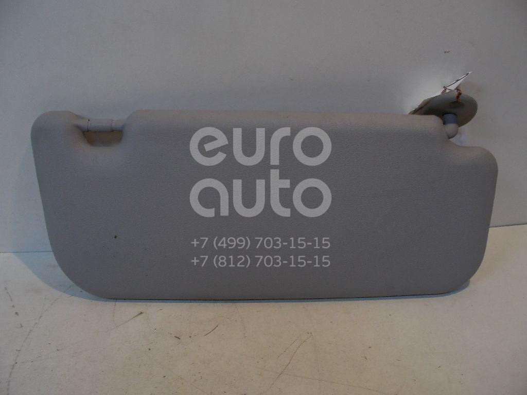Козырек солнцезащитный (внутри) для Toyota Auris E18 2012>;Corolla E18 2013> - Фото №1