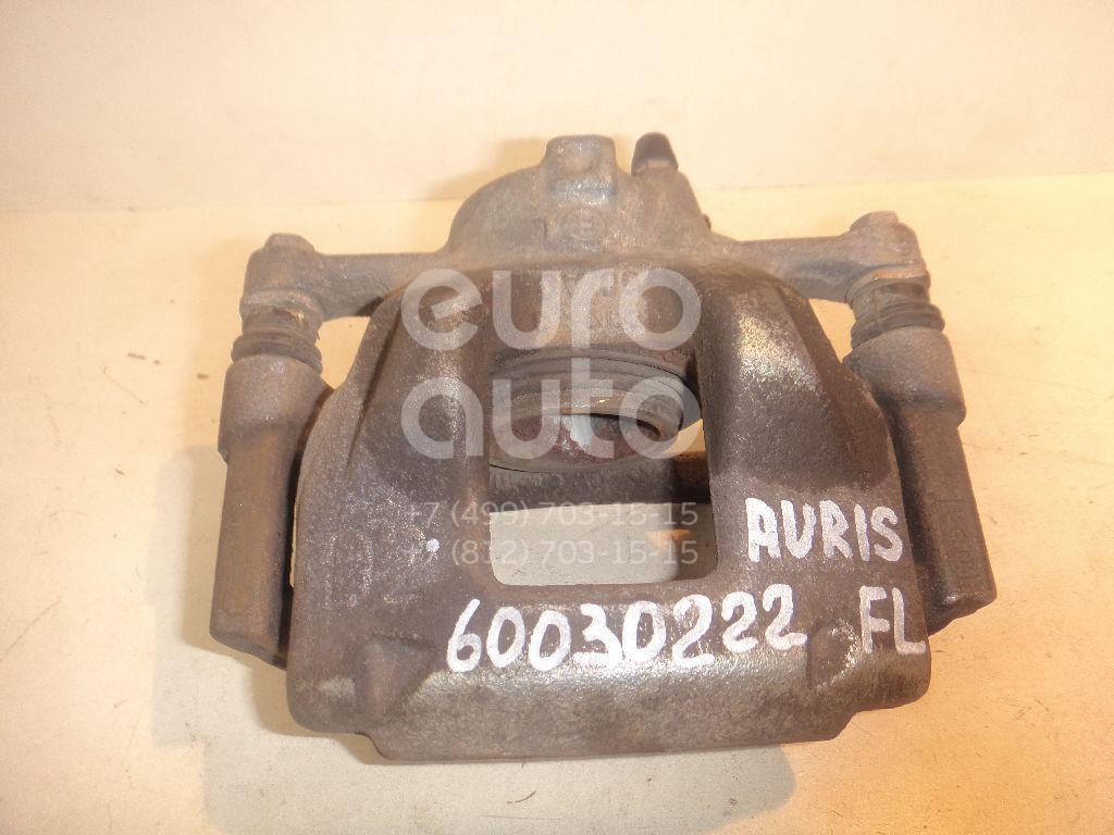 Суппорт передний левый для Toyota Auris E18 2012>;Corolla E18 2013> - Фото №1