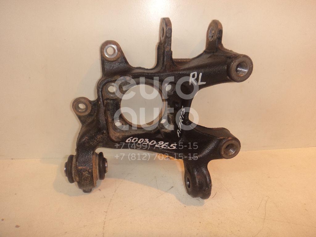 Кулак поворотный задний левый для Toyota Auris E18 2012> - Фото №1