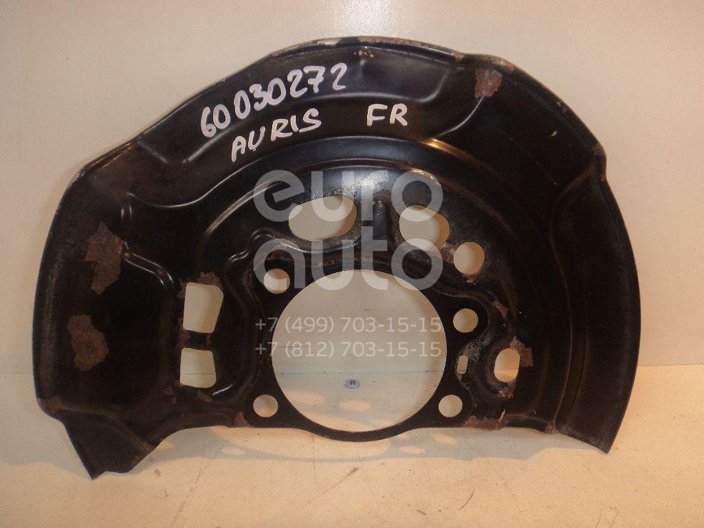 Пыльник тормозного диска для Toyota Auris E18 2012>;Corolla E18 2013> - Фото №1