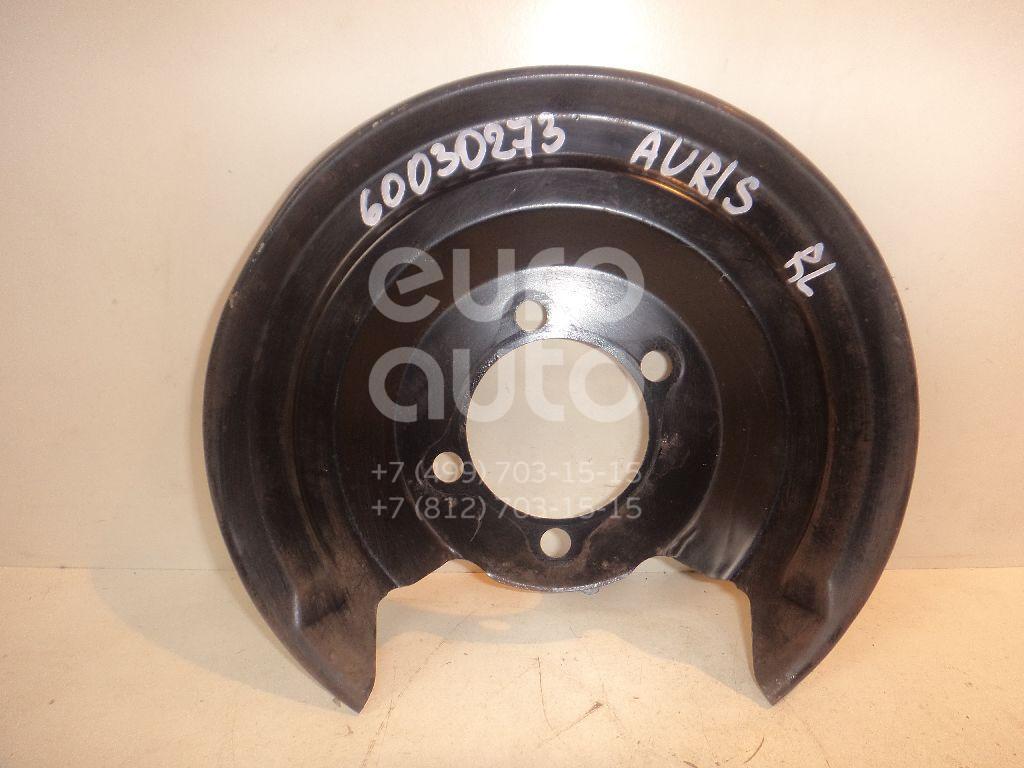 Пыльник тормозного диска для Toyota Auris E18 2012> - Фото №1