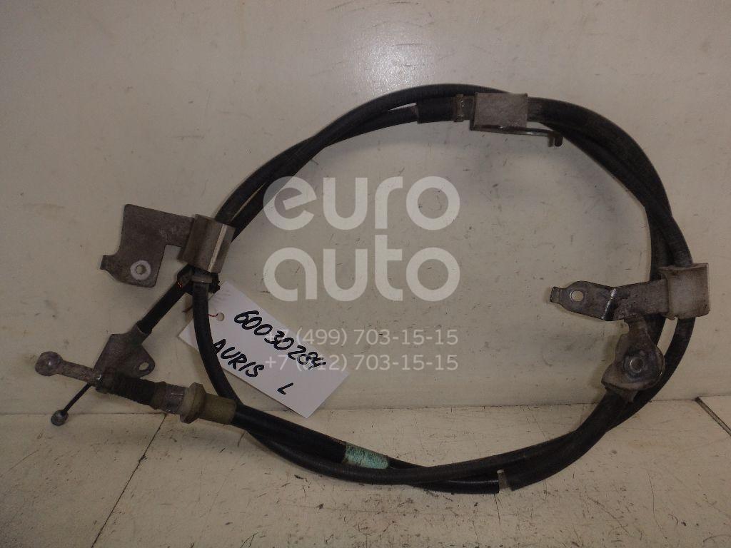 Трос стояночного тормоза левый для Toyota Auris E18 2012> - Фото №1