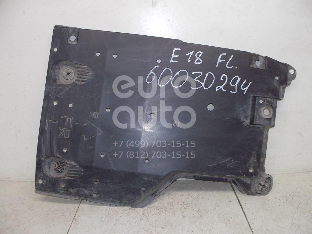 Защита антигравийная для Toyota Auris E18 2012>;Corolla E18 2013> - Фото №1