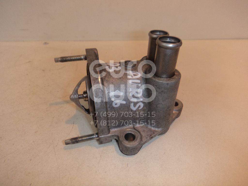 Корпус термостата для Toyota Auris E18 2012>;Auris (E15) 2006-2012;Avensis III 2009>;Verso 2009>;Corolla E18 2013> - Фото №1