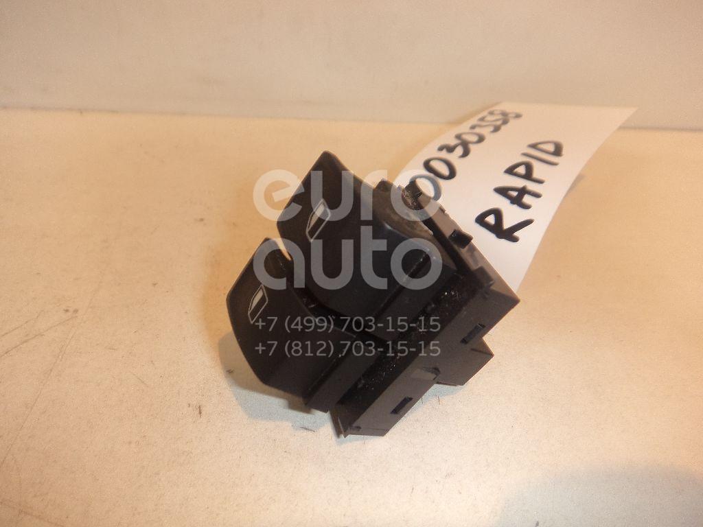 Блок управления стеклоподъемниками для Skoda Rapid 2013> - Фото №1