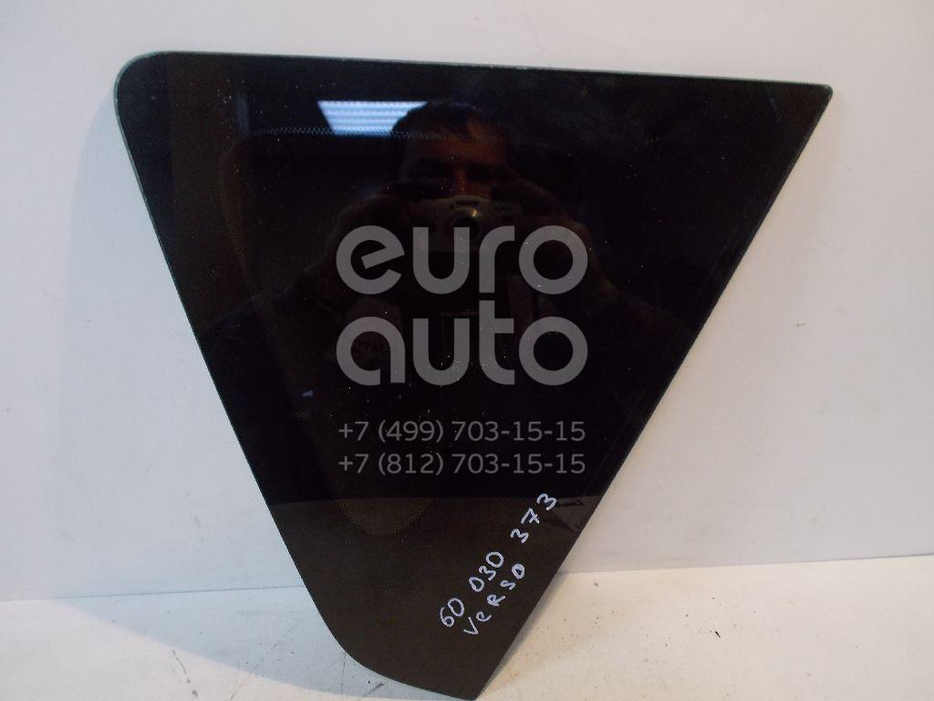 Стекло кузовное глухое правое для Toyota Verso 2009> - Фото №1