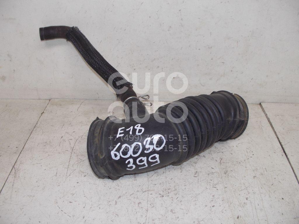 Патрубок воздушного фильтра для Toyota Auris E18 2012>;Avensis III 2009>;Verso 2009>;Corolla E18 2013> - Фото №1