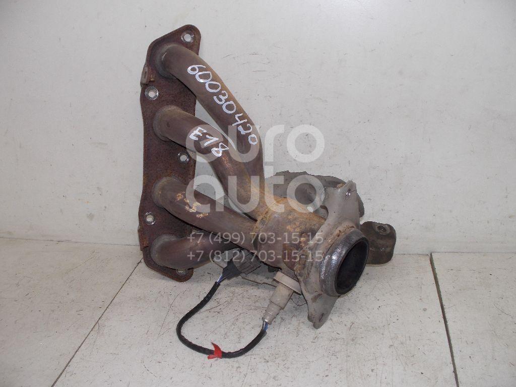 Коллектор выпускной для Toyota Auris E18 2012>;Auris (E15) 2006-2012;Corolla E15 2006-2013;Yaris 2005-2011;Avensis III 2009>;Verso 2009>;Matrix 2008-2014 - Фото №1