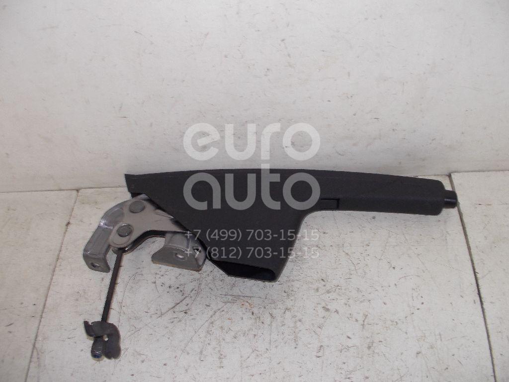 Рычаг стояночного тормоза для Skoda,Seat Rapid 2013>;Fabia 2007-2015;Roomster 2006-2015;Toledo IV 2013> - Фото №1