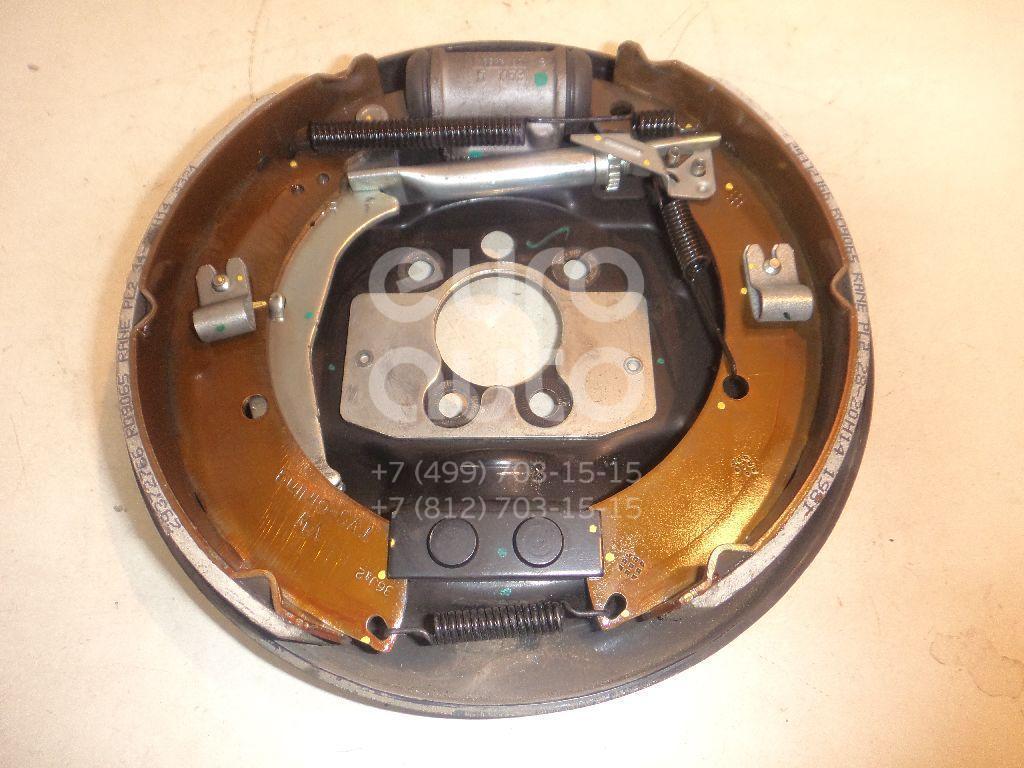 Щит опорный задний правый для Skoda,VW Rapid 2013>;Polo (Sed RUS) 2011> - Фото №1
