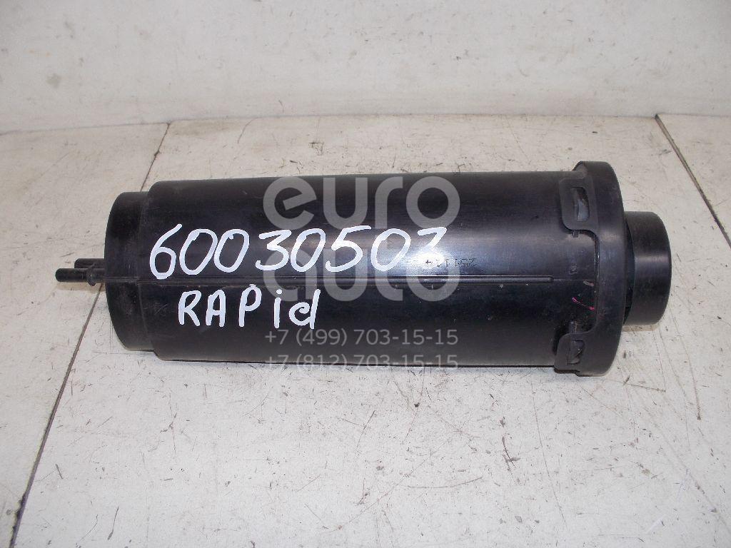 Абсорбер (фильтр угольный) для Skoda,VW Rapid 2013>;Polo (Sed RUS) 2011> - Фото №1