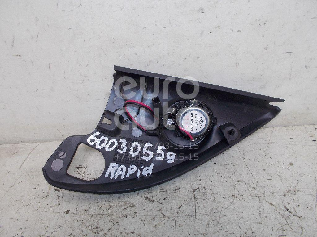 Крышка зеркала внутренняя правая для Skoda Rapid 2013> - Фото №1