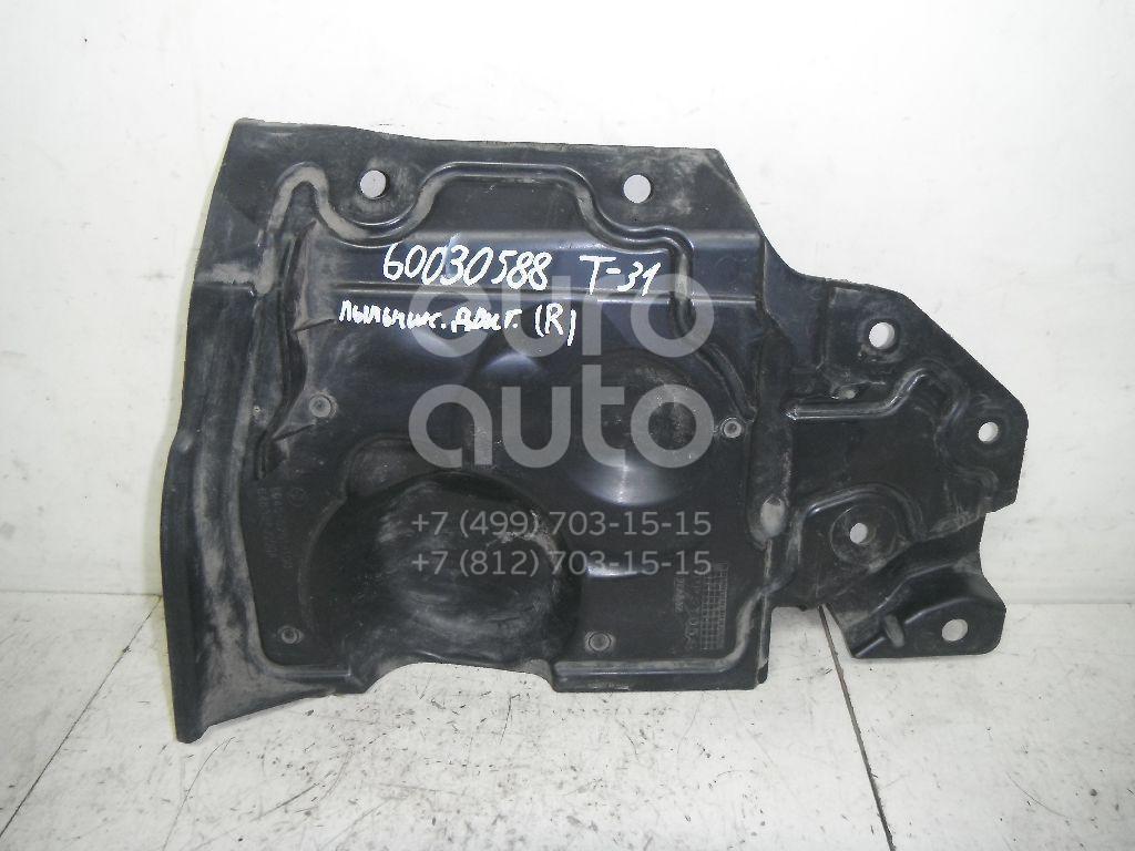 Пыльник двигателя боковой правый для Nissan X-Trail (T31) 2007-2014 - Фото №1