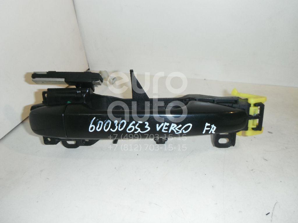 Ручка двери передней наружная правая для Toyota Verso 2009> - Фото №1