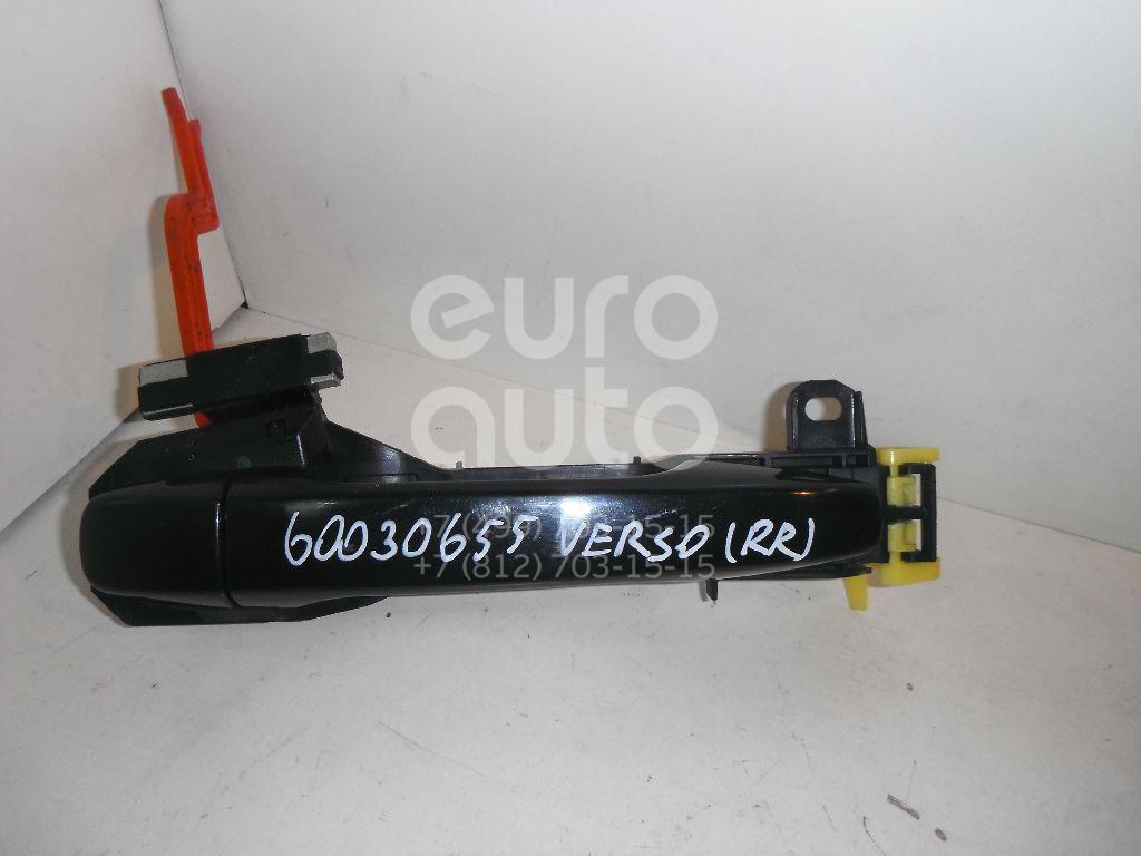 Ручка двери задней наружная правая для Toyota Verso 2009> - Фото №1