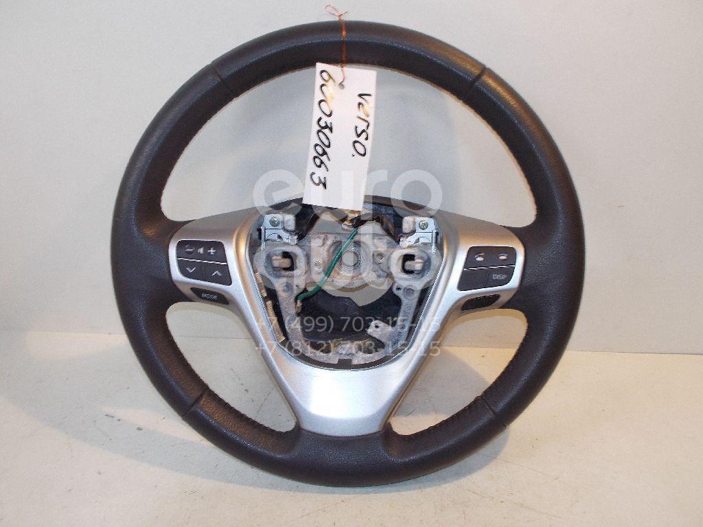 Рулевое колесо для AIR BAG (без AIR BAG) для Toyota Verso 2009> - Фото №1