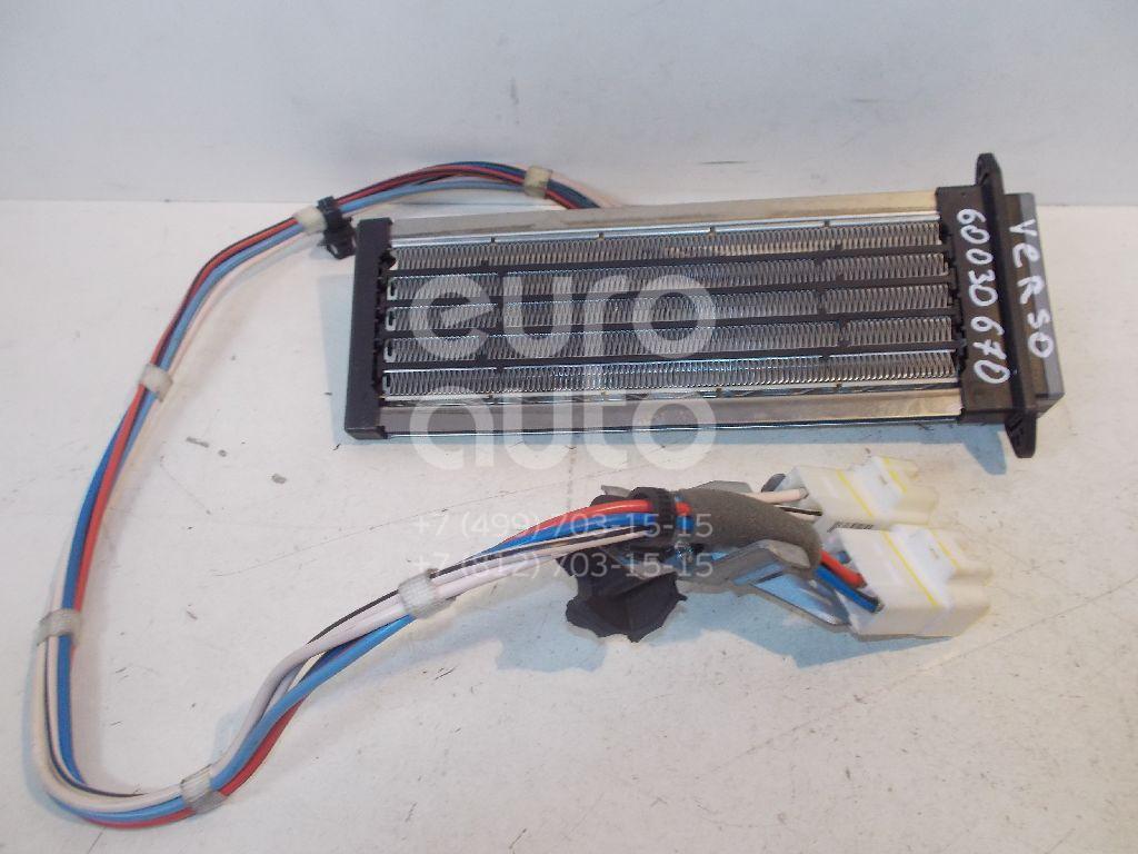 Радиатор отопителя электрический для Toyota Verso 2009>;Auris (E15) 2006-2012;Avensis III 2009> - Фото №1