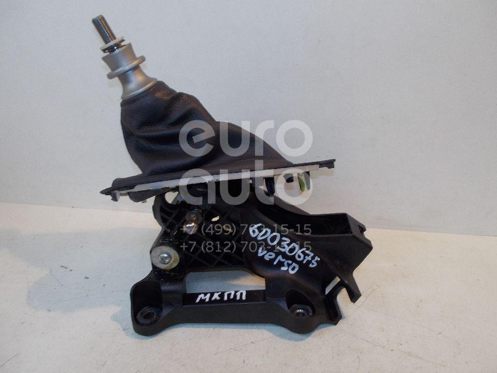 Кулиса КПП для Toyota Verso 2009>;Auris (E15) 2006-2012 - Фото №1