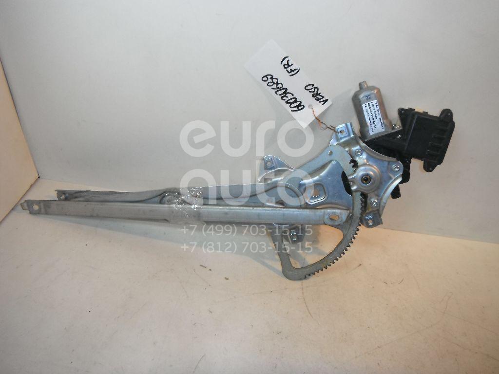 Стеклоподъемник электр. передний правый для Toyota Verso 2009> - Фото №1