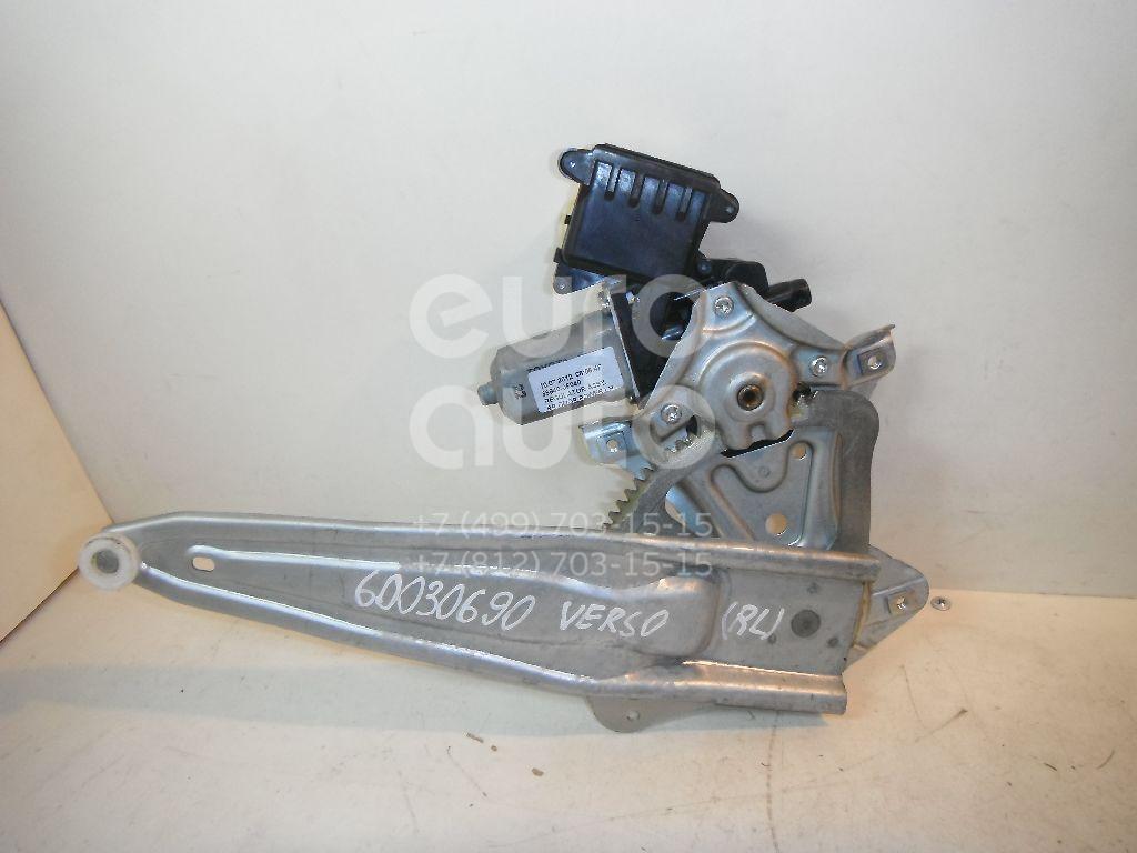 Стеклоподъемник электр. задний левый для Toyota Verso 2009> - Фото №1