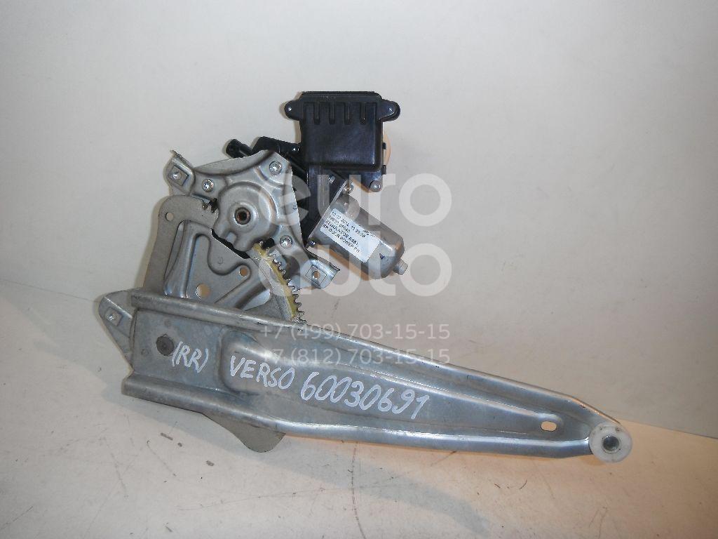 Стеклоподъемник электр. задний правый для Toyota Verso 2009> - Фото №1