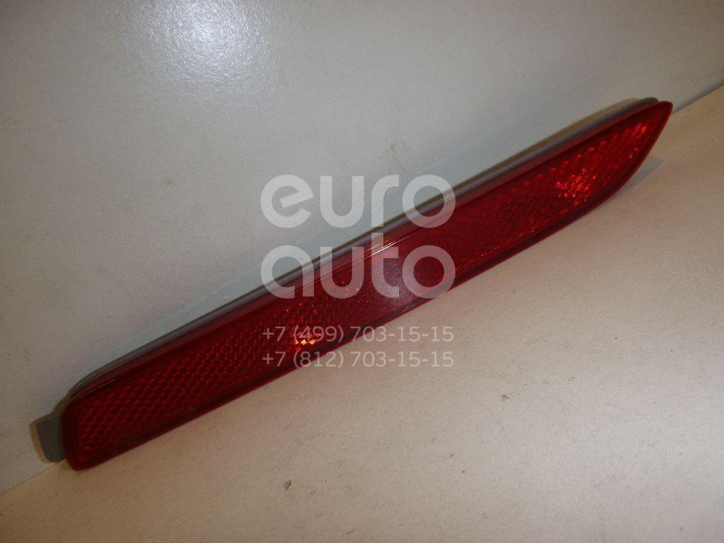 Отражатель в бампер задний левый для Toyota Verso 2009> - Фото №1