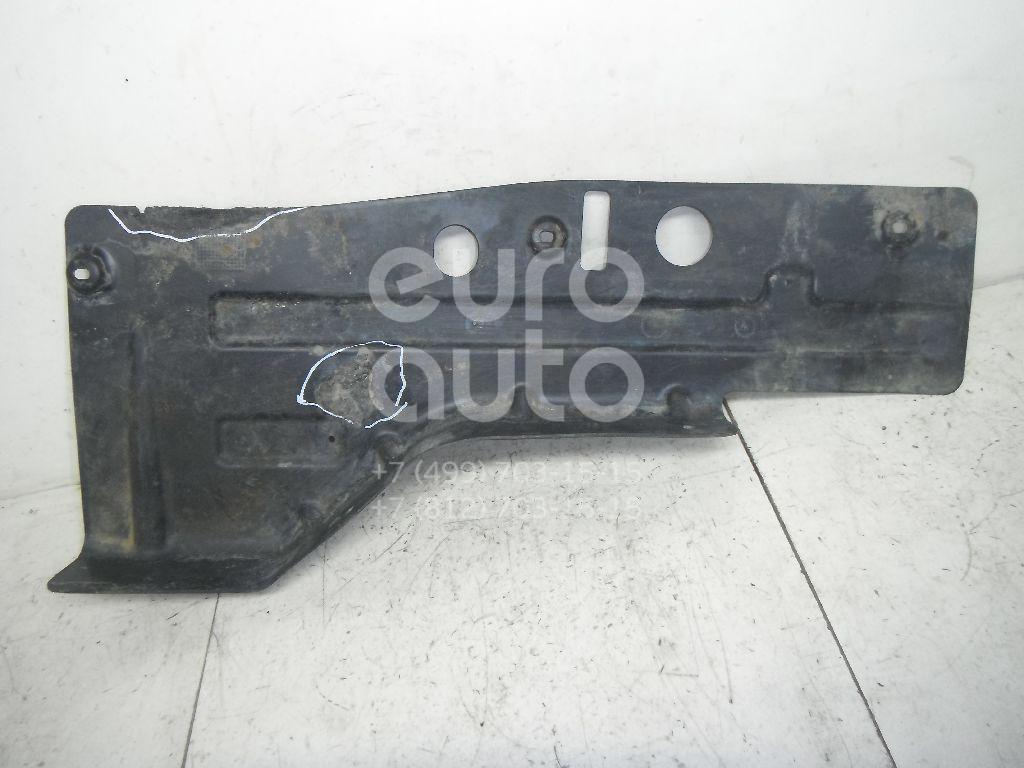 Пыльник двигателя боковой левый для Opel Astra J 2010>;Insignia 2008> - Фото №1