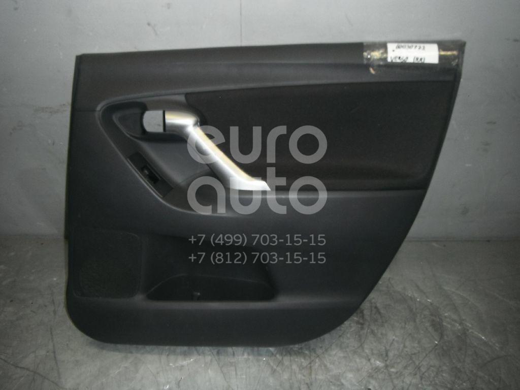 Обшивка двери задней правой для Toyota Verso 2009> - Фото №1