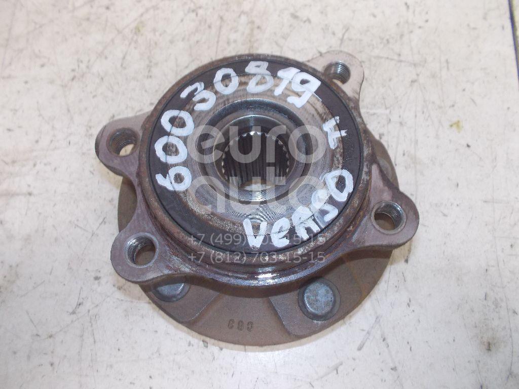 Ступица передняя для Toyota Verso 2009>;RAV 4 2006-2013;Auris (E15) 2006-2012;Corolla E15 2006-2013;Avensis III 2009>;RAV 4 2013>;Corolla E18 2013> - Фото №1