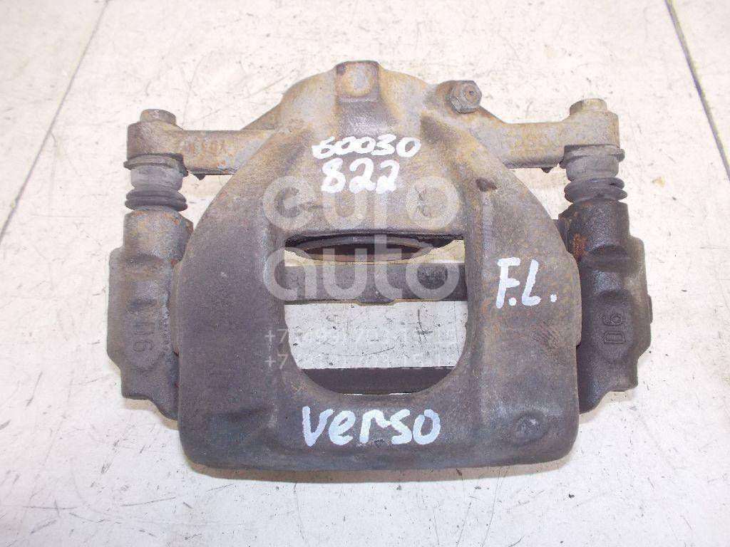 Суппорт передний левый для Toyota Verso 2009>;Corolla E15 2006-2013;Avensis III 2009> - Фото №1