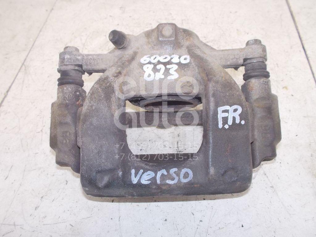 Суппорт передний правый для Toyota Verso 2009>;Corolla E15 2006-2013;Avensis III 2009>;Auris E18 2012> - Фото №1