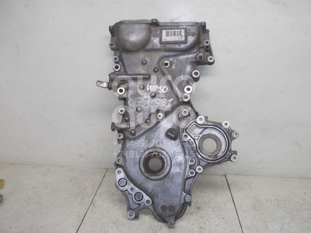 Крышка двигателя передняя для Toyota Verso 2009>;Auris (E15) 2006-2012;Avensis III 2009>;Auris E18 2012>;Corolla E18 2013> - Фото №1