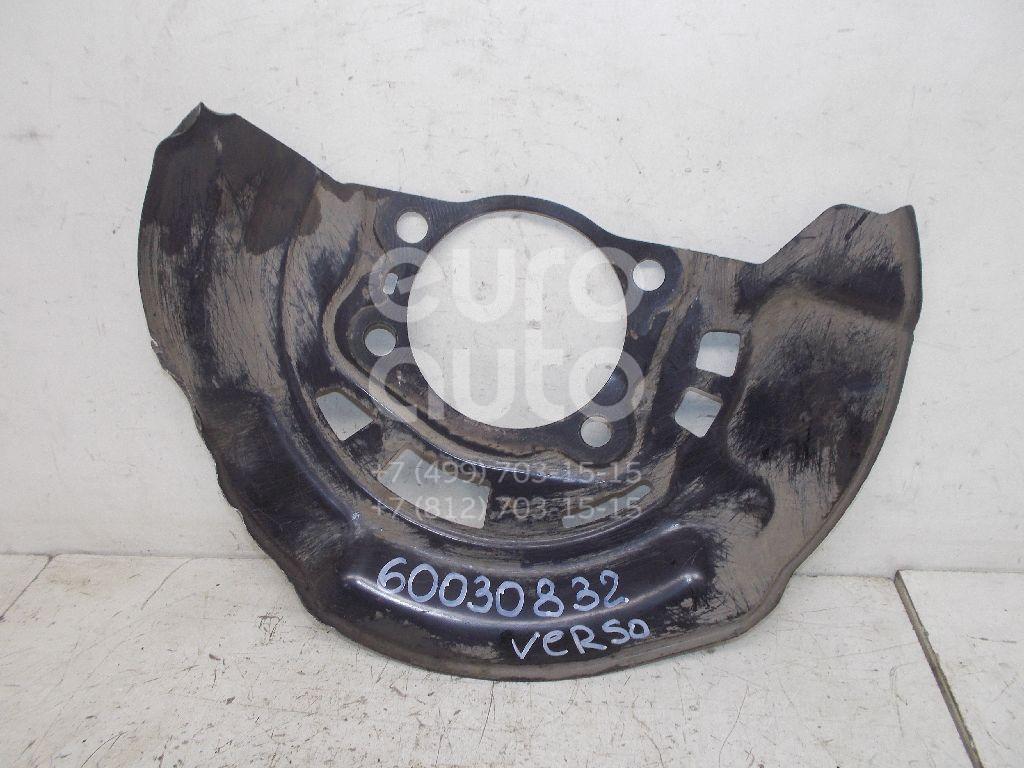 Пыльник тормозного диска для Toyota Verso 2009>;Avensis III 2009> - Фото №1