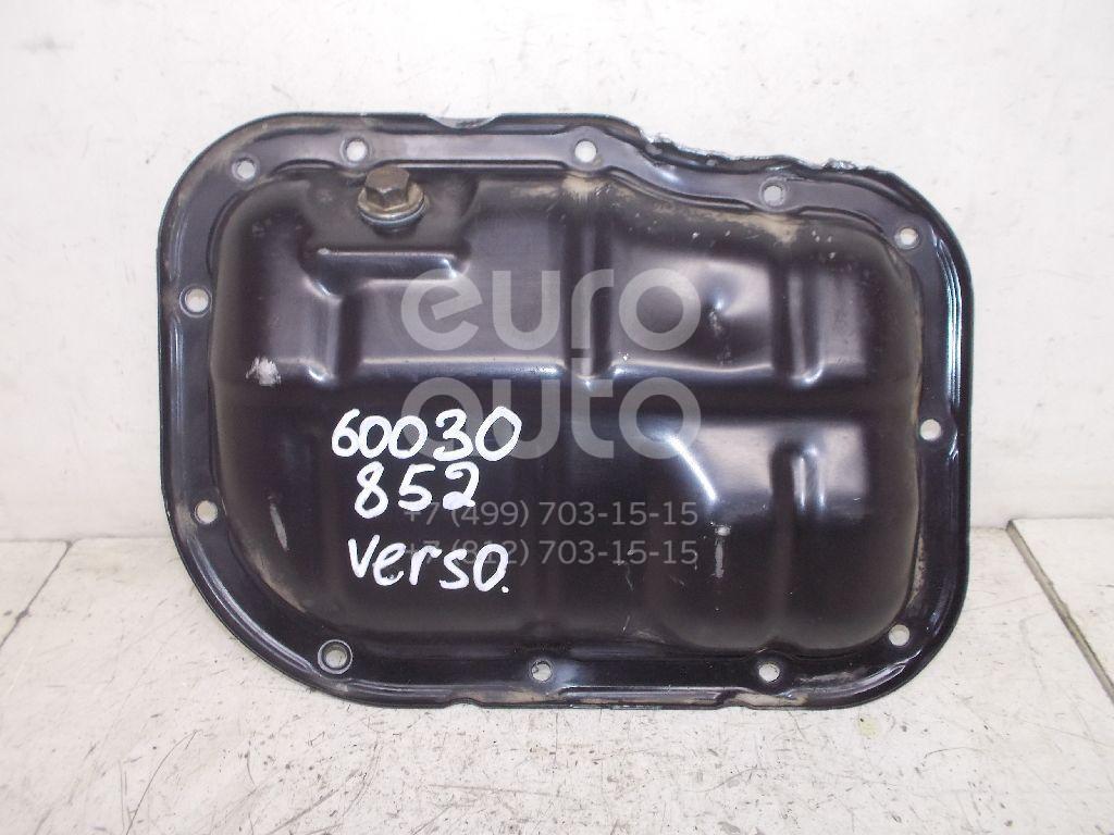 Поддон масляный двигателя для Toyota,Lexus Verso 2009>;Auris (E15) 2006-2012;Corolla E15 2006-2013;Avensis III 2009>;Prius 2009-2015;CT 200H 2011>;RAV 4 2013>;Corolla E18 2013>;NX 200/300H 2014> - Фото №1