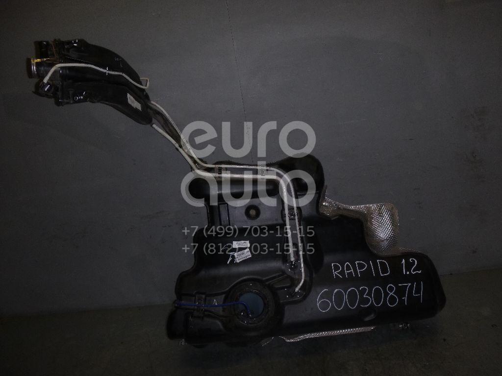 Бак топливный для Skoda,Seat Rapid 2013>;Toledo 2013> - Фото №1