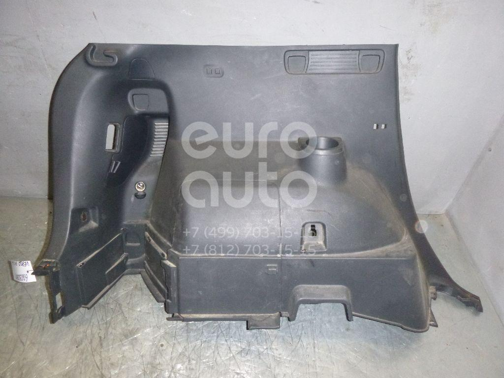 Обшивка багажника для Toyota Verso 2009> - Фото №1