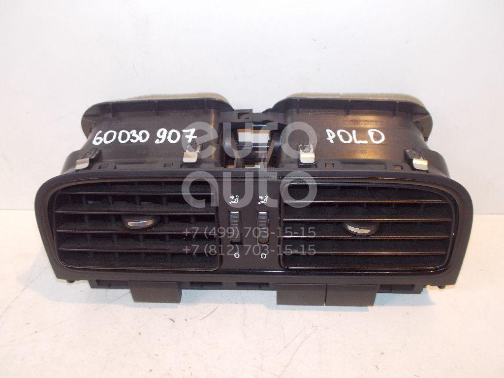 Дефлектор воздушный для VW Polo (HB) 2009> - Фото №1