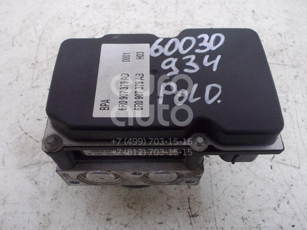 Блок ABS (насос) для VW,Skoda Polo (HB) 2009>;Fabia 2007-2015 - Фото №1