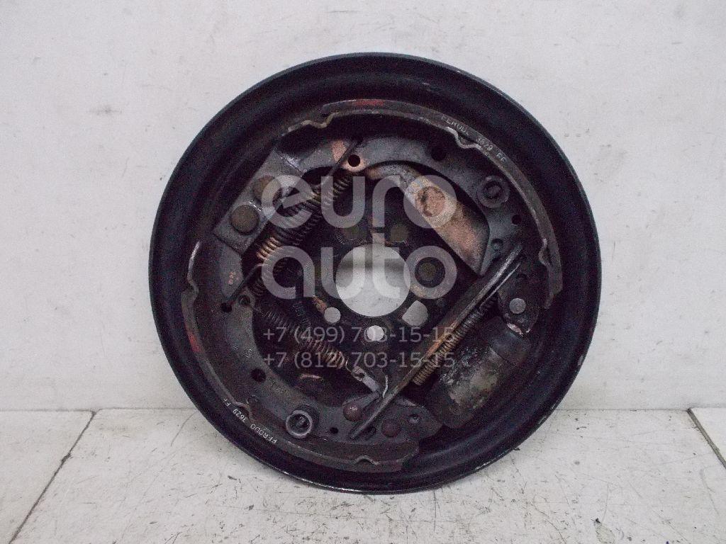 Щит опорный задний правый для VW,Skoda,Seat Polo (HB) 2009>;Fabia 1999-2006;Ibiza V 2008> - Фото №1