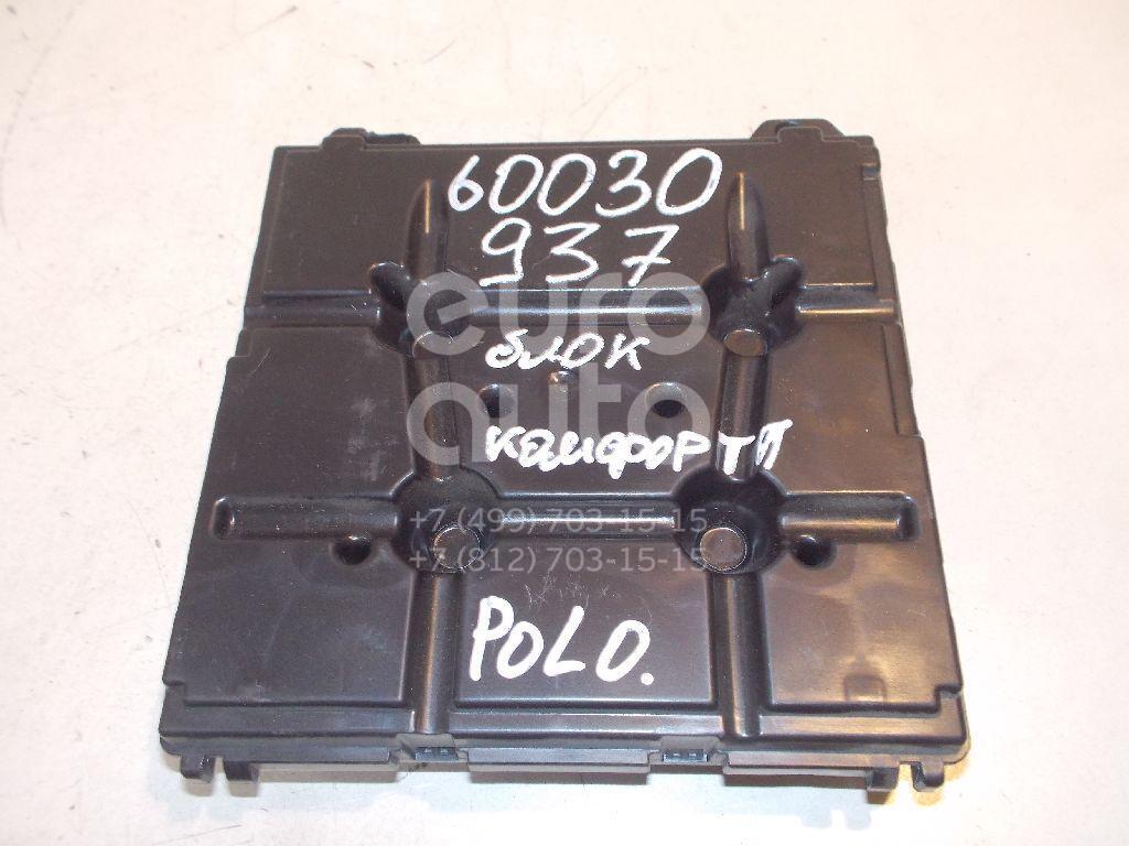 Блок комфорта для VW Polo (HB) 2009> - Фото №1