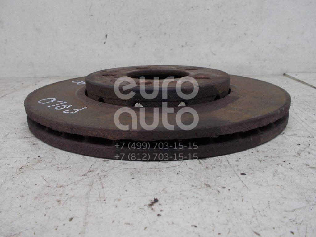 Диск тормозной передний вентилируемый для VW,Audi,Skoda,Seat Polo (HB) 2009>;A2 [8Z0] 2000-2005;A3 (8L1) 1996-2003;Octavia (A4 1U-) 2000-2011;Toledo II 1999-2006;Octavia 1997-2000;Golf IV/Bora 1997-2005;Polo 1999-2001;Fabia 1999-2007;Polo 2001-2009;Ibiza V 2008> - Фото №1